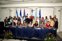 III Reunión de la Coalición Regional Centroamericana Contra la Trata de Personas